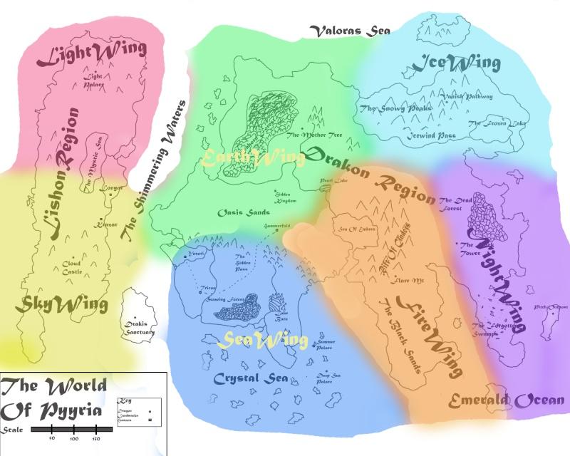 Pyyria Map  Pyyria13