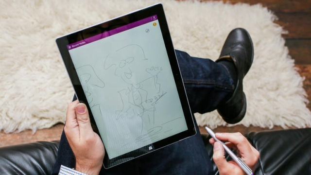 Microsoft Surface Pro 3 Tablet Review Micros11