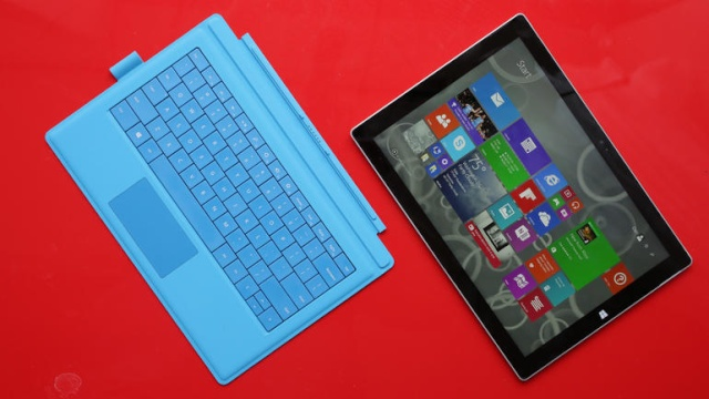 Microsoft Surface Pro 3 Tablet Review Micros14