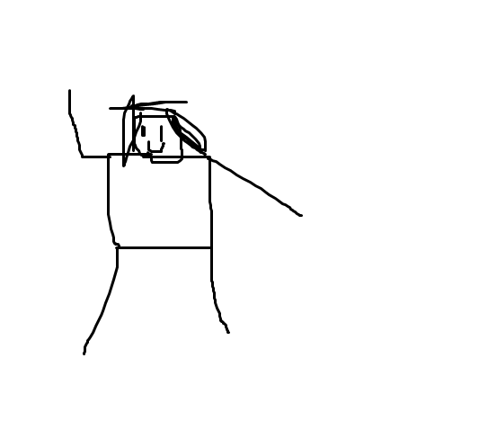 Weird Drawing I did when I was little. Ummmmm10