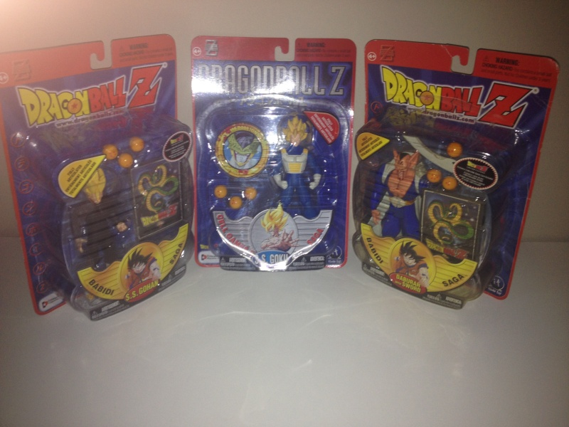 Dragon Ball Z action Figures Nuove In Vendita Img_1211