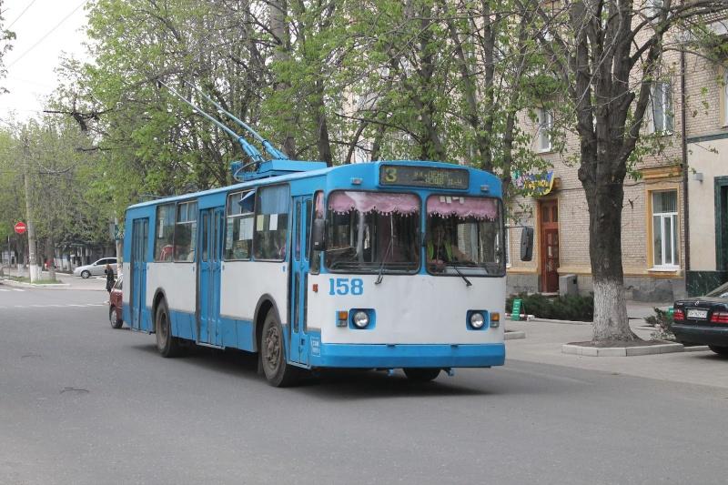 Из-за отключения электроэнергии движения троллейбусов по маршрутам №3 и №4, приостанавливается... Img_1610