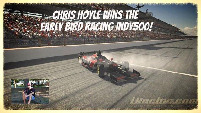 2014 Indy 500 Winner 10556410