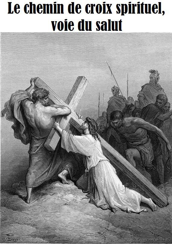 Chemin de croix spirituel, voie du salut Pannem10