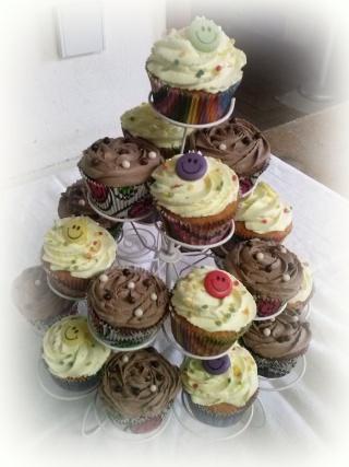 Cupcakes : recettes et décors simples - Page 22 292b11