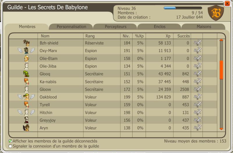 Candidature des Secrets de Babylone Captur13