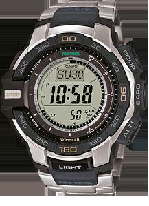 Hésitation montres Protrek Casio Prg-2710