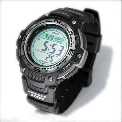 Hésitation montres Protrek Casio Webdie10