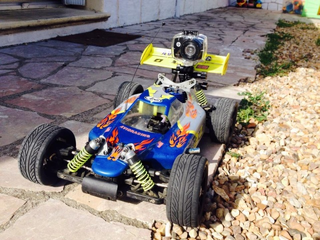 Mon ex FG Monster Beetle & mes autres ex rc non short course 10614110