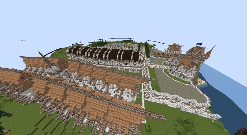 [Projet] La Capitale de Lorwyn - Finaën 2014-020