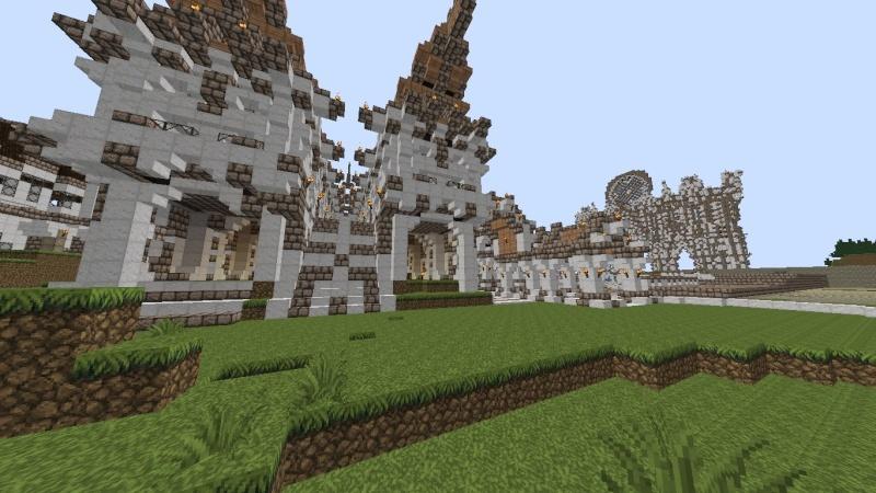 [Projet] La Capitale de Lorwyn - Finaën 2014-024