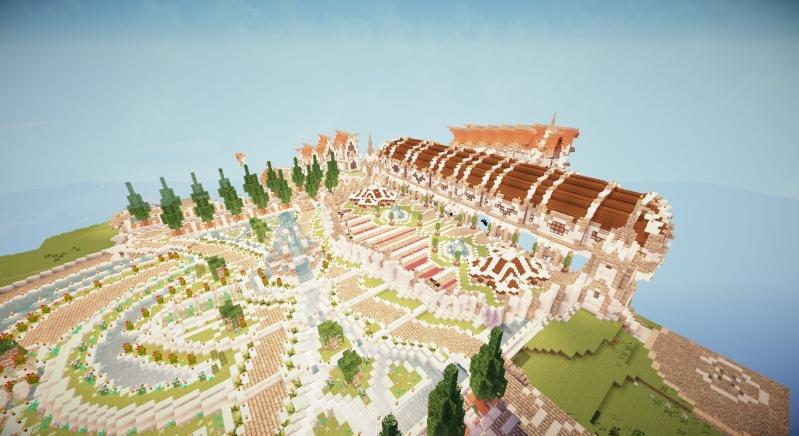 [Projet] La Capitale de Lorwyn - Finaën 2014-037