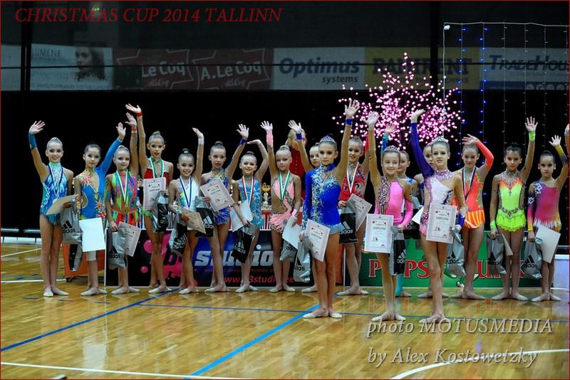 """Соревнования """"Christmas Cup 2014"""" (Эстония) - фото 200410"""