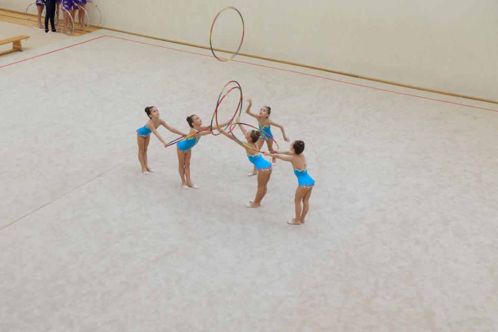 """Международный турнир по художественной гимнастике """"Vingro visi"""" 2014 - фото Dscf2717"""