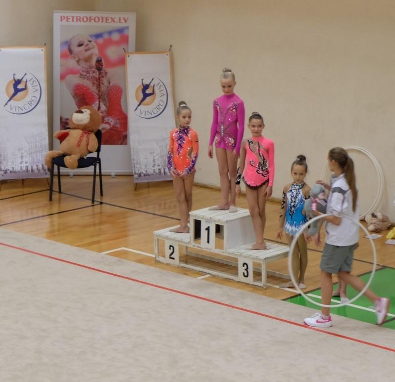 """Международный турнир по художественной гимнастике """"Vingro visi"""" 2014 - фото Jm10"""