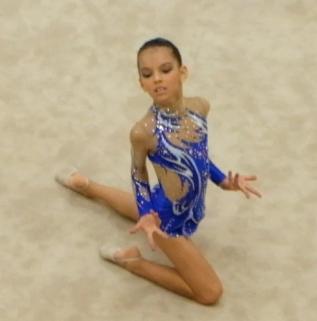 """Международный турнир по художественной гимнастике """"Vingro visi"""" 2014 - фото Katje10"""