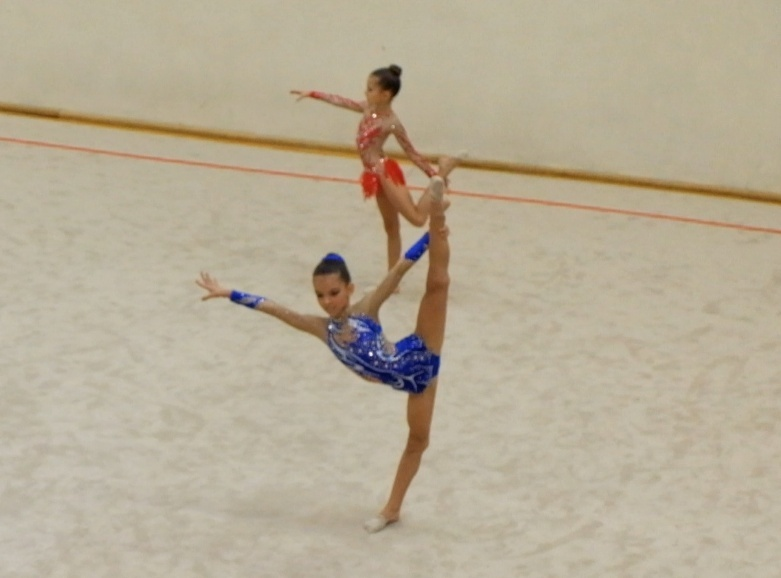 """Международный турнир по художественной гимнастике """"Vingro visi"""" 2014 - фото Kk10"""