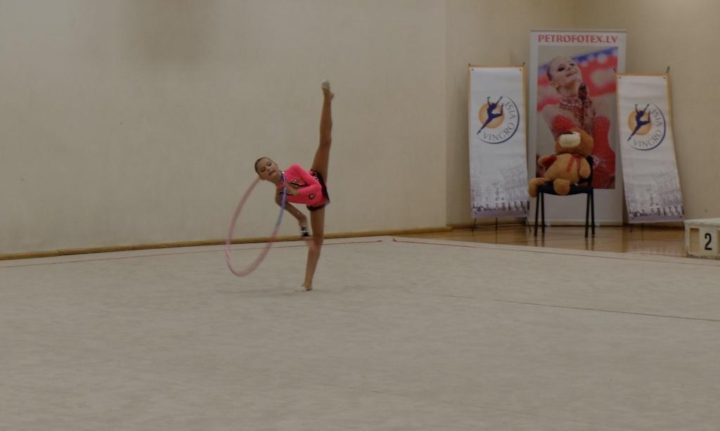 """Международный турнир по художественной гимнастике """"Vingro visi"""" 2014 - фото Nnl10"""