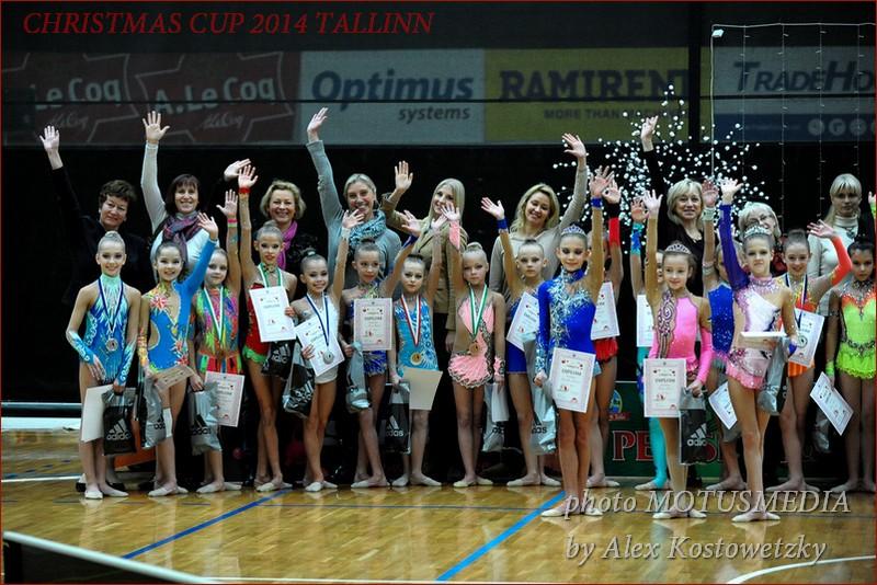"""Соревнования """"Christmas Cup 2014"""" (Эстония) - фото Parad10"""