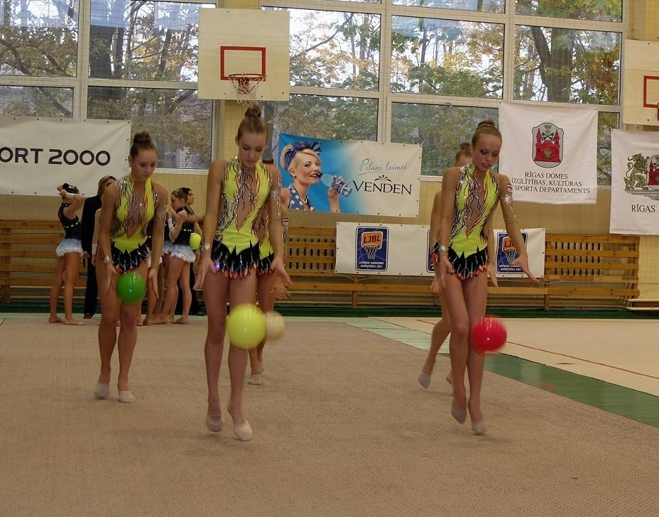 Чемпионат Риги по художественной гимнастике 2014  R10