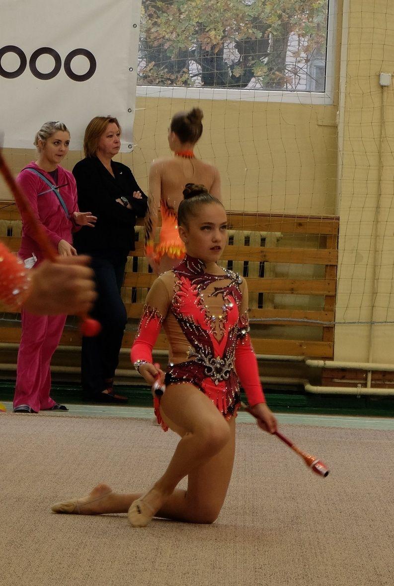 Чемпионат Риги по художественной гимнастике 2014  R512