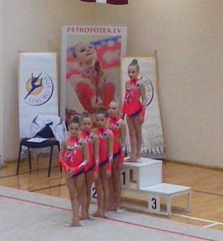 """Международный турнир по художественной гимнастике """"Vingro visi"""" 2014 - фото S101010"""