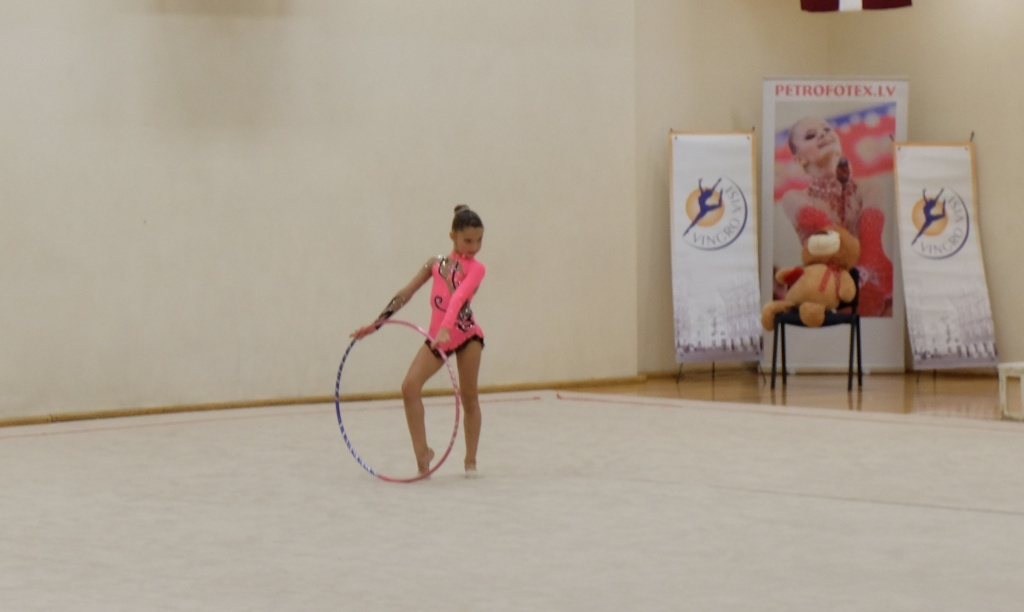 """Международный турнир по художественной гимнастике """"Vingro visi"""" 2014 - фото Vfy10"""