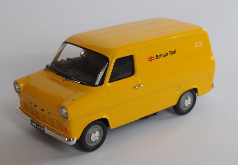 ford transit en miniature Britma10