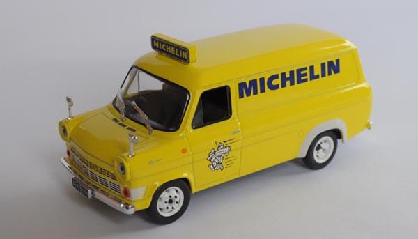 ford transit en miniature Miche10