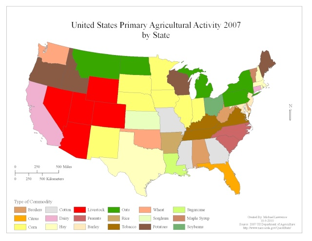 Local Food and Growing Maps Primar10