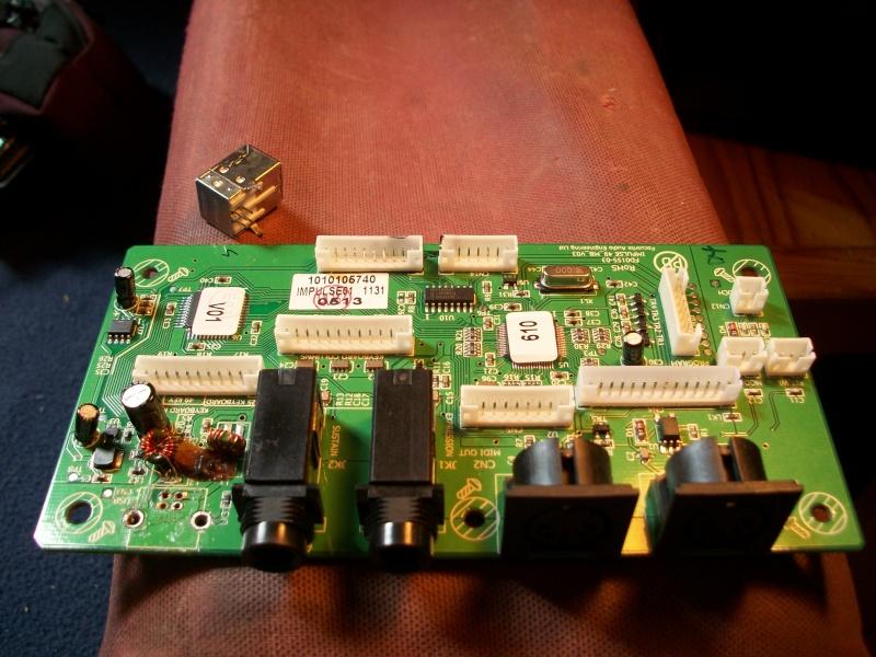 Problème à résoudre circuit imprimé: 310