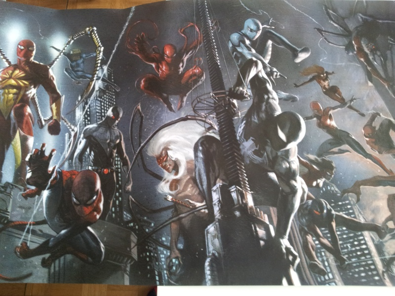 Collection Marvel Wars 2014-116