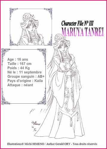Ragen Blue : de nouvelles illustrations de Michi Himeno (Saint Seiya, Lady Oscar) Ragenb17