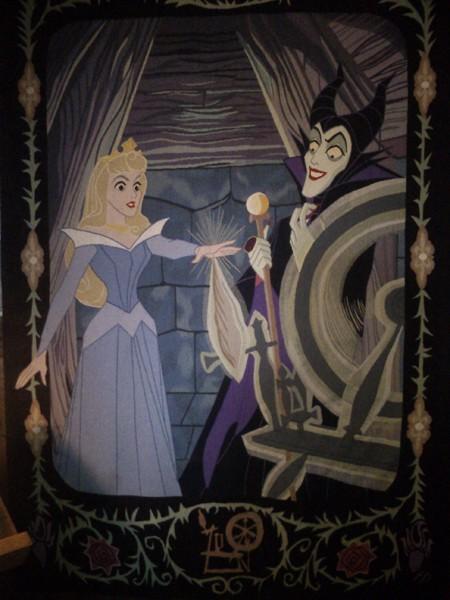 TR : Disneyland sous 3 saisons ^^ Intyri10