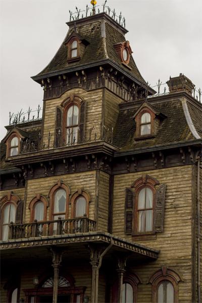 TR : Disneyland sous 3 saisons ^^ Phanto10
