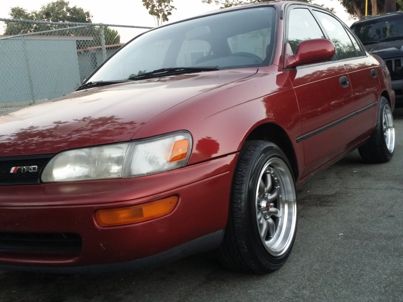 My 96 Sunfire Red? DX 20140812