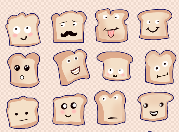 What are you currently working on? Bread10