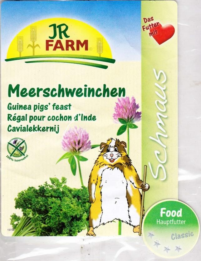 JR Farm Schnauss - Cochon d'inde Jrfam110