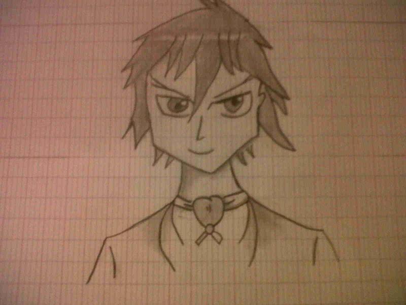Mes dessins Amin12