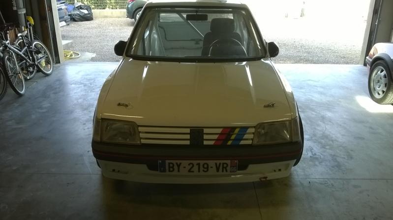 [jero66]  GTI modifiée (sans tuning)  - 1l9 - blanche - 1987 - Page 2 3210