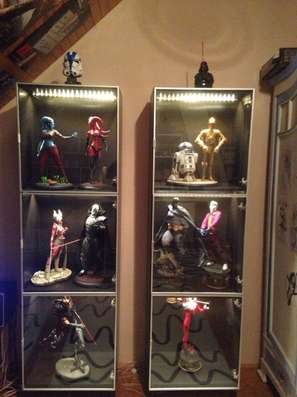 Ma collection Star Wars / Dc Collec12
