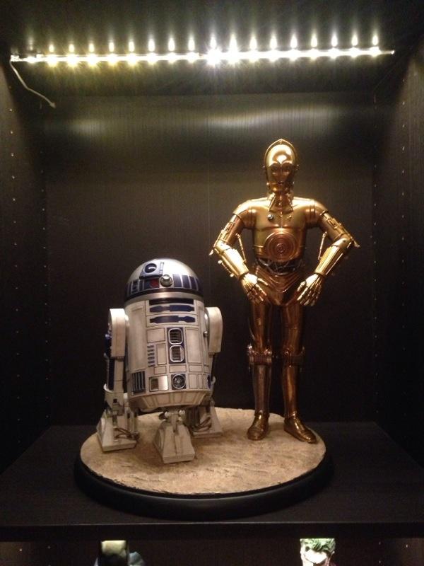 Ma collection Star Wars / Dc Imgo410