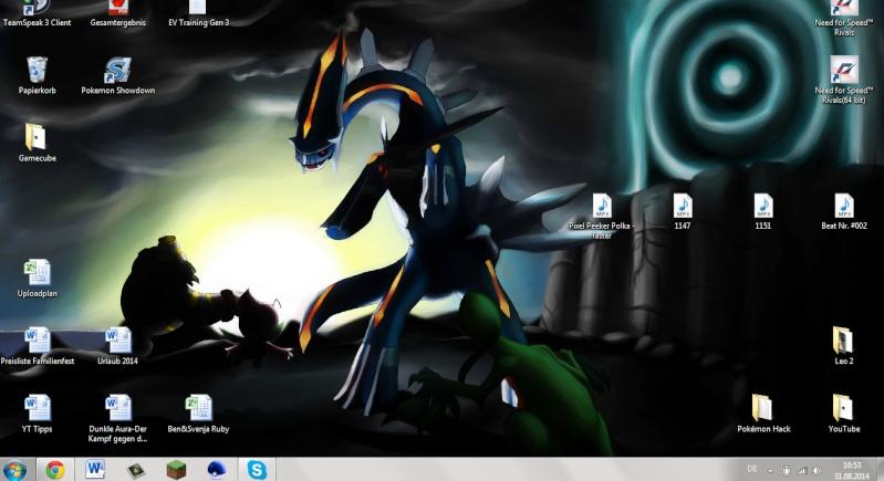 Euer Desktop - Seite 5 Bandic10