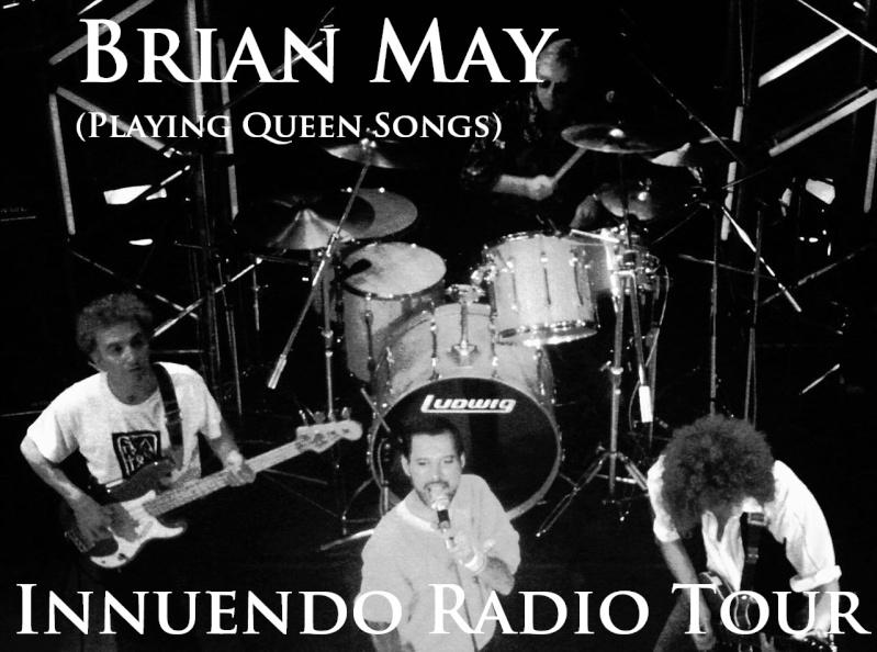 Promociones de Innuendo por Brian May Nva52b10