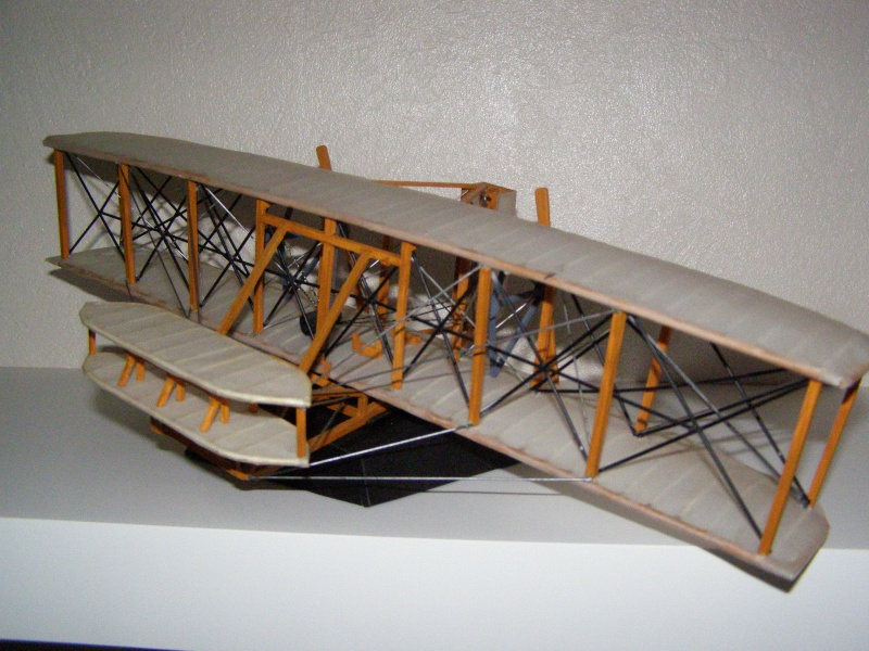 Mein Wright Flyer P8300024