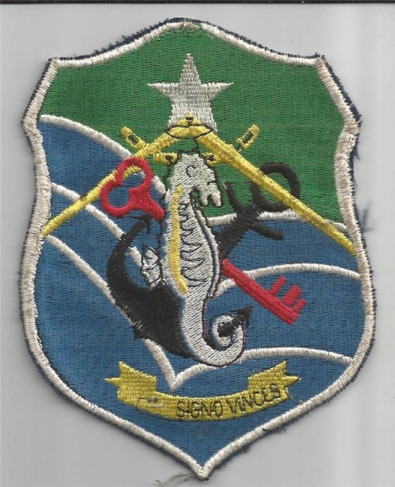 Mauritius National Coast Guard Patch Maurit11