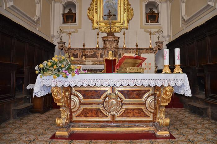 Battesimo di Lorenzo_Vinciguerri Altare12