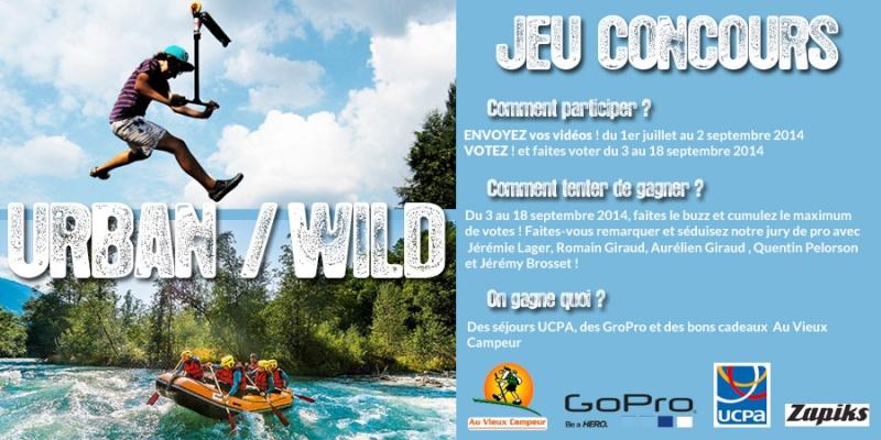 Concours : des séjours UCPA et des caméras GoPro à gagner ! Pageco15