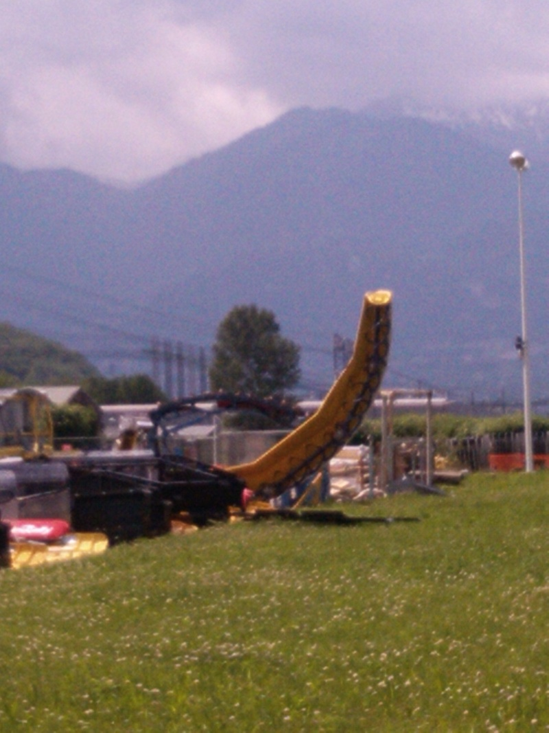 Pistenbully à Tours en Savoie - Kässbohrer ESE Img_2016