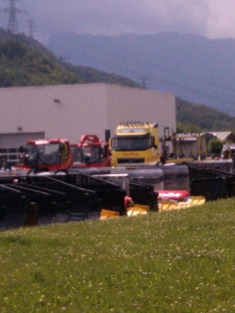 Pistenbully à Tours en Savoie - Kässbohrer ESE Img_2017